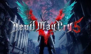 Devil May Cry 5 game