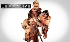 Left Alive game