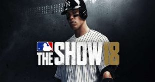 MLB The Show 18 game