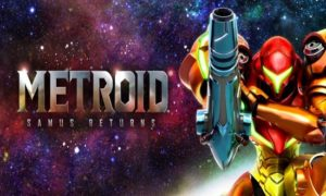 Metroid Samus Returns game
