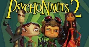 Psychonauts 2 game