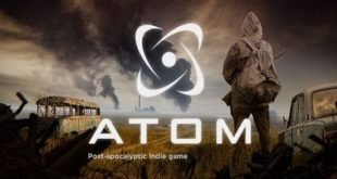 Atom rpg game