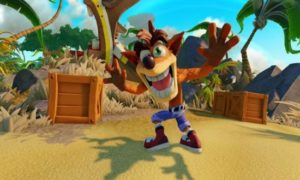 Crash Bandicoot pc game full version