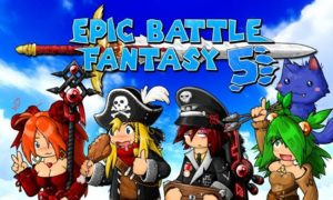 Epic Battle Fantasy 5 game