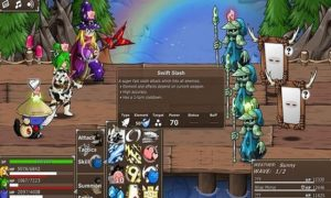 Epic Battle Fantasy 5 game free download for pc full version