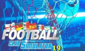 Football Club Simulator 19 game