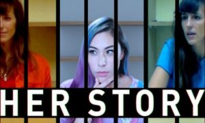 Her Story game