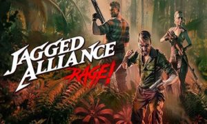 Jagged Alliance Rage game