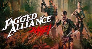 Jagged Alliance Rage game
