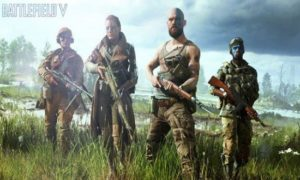 Battlefield V game for pc