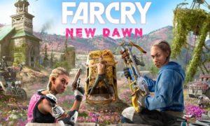 Far Cry New Dawn game