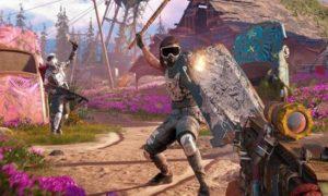 Far Cry New Dawn pc game full version