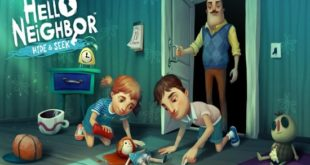 Hello Neighbor Hide and Seek game