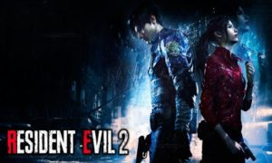 Resident Evil 2 Remake game