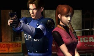 Resident Evil 2 Remake game for pc