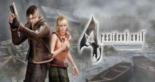 Resident Evil 4 game