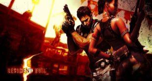 Resident Evil 5 game