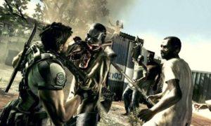 Resident Evil 5 game for pc