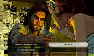 The Wolf Among Us game for pc