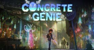 Concrete Genie game
