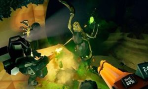 Deep Rock Galactic game for pc