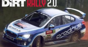 Dirt Rally 2.0 game