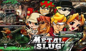 Metal Slug 7 game