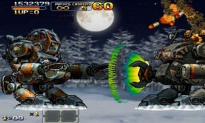 Metal Slug 7 game for pc