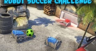 Robot Soccer Challenge game