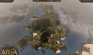 Total War Attila game for pc