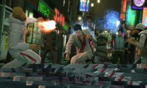 Yakuza Kiwami game for pc