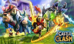 Castle Clash game