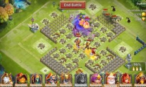 Castle Clash game for pc