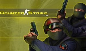 Counter-Strike 1.6 game