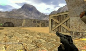 Counter-Strike 1.6 game for pc