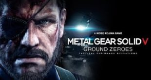 Metal Gear Solid V Ground Zeroes game