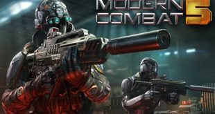 Modern Combat 5 Blackout game