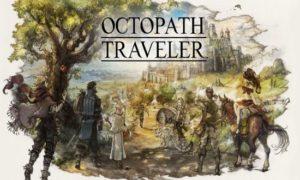 Octopath Traveler game