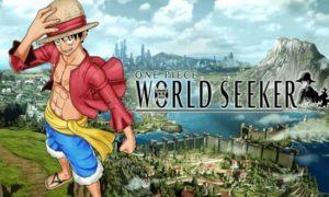One Piece World Seeker game
