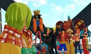 One Piece World Seeker game for pc