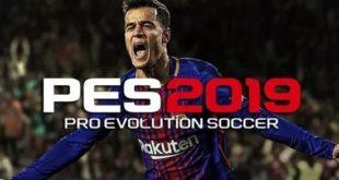 Pro Evolution Soccer 2019 game