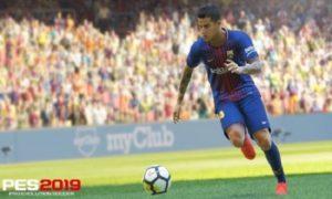 Pro Evolution Soccer 2019 game for pc