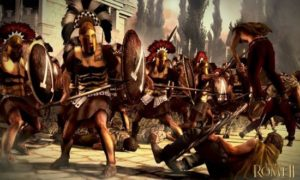 Total War Rome II game for pc