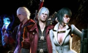Devil May Cry 4 game for pc