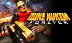 Duke Nukem Forever game
