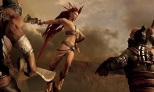 Heavenly Sword game free download for pc full version