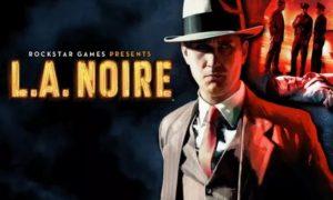 L.A. Noire game