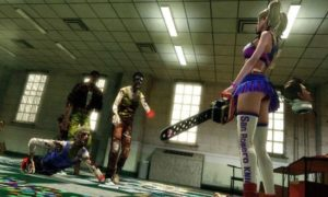 Lollipop Chainsaw for windows 7 full version