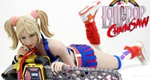 Lollipop Chainsaw game