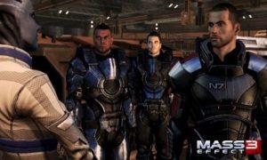 Mass Effect 3 game